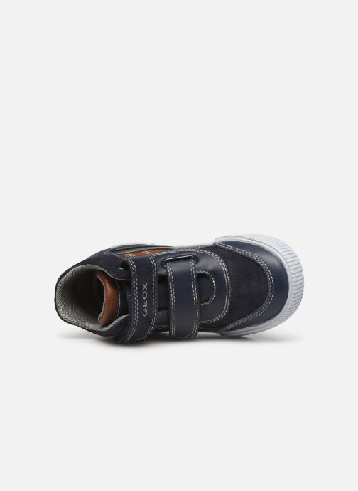 Sneakers Geox B Kilwi Boy B94A7A Blauw links